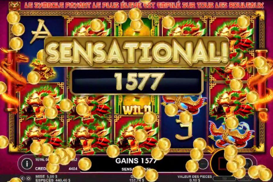 casino machine sous gratuite